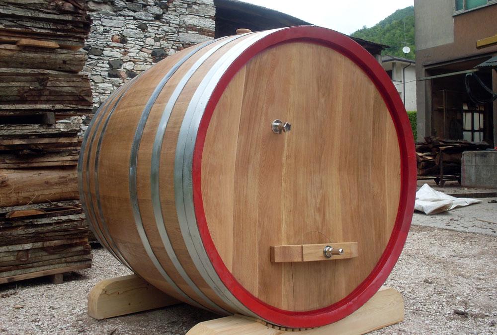 Botti x vino usate pompa depressione for Botti usate per arredamento