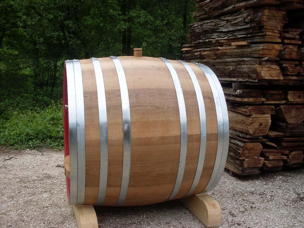 Botti per vino dispositivo arresto motori lombardini for Botti in legno per arredamento